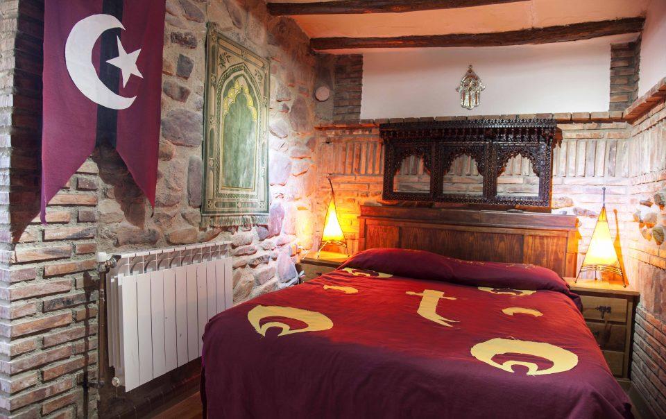 Habitación Moruna Castillo de Añon